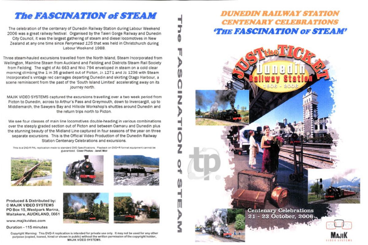 Fascination of Steam