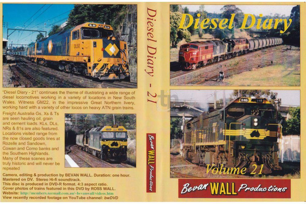 Diesel Diary - 21
