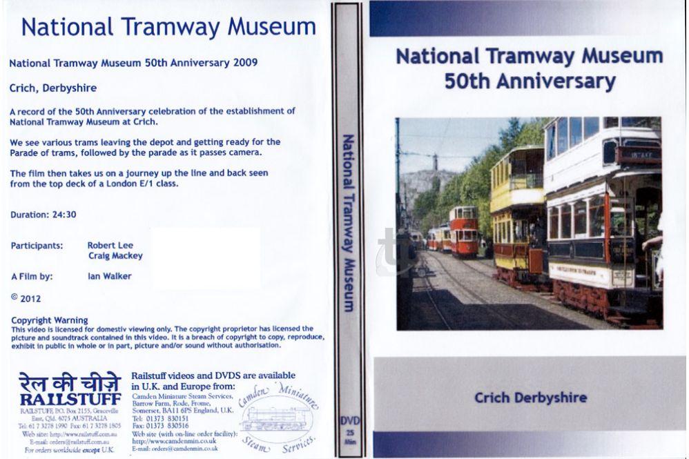 National Tramway Museum 50th Anniversary 2009