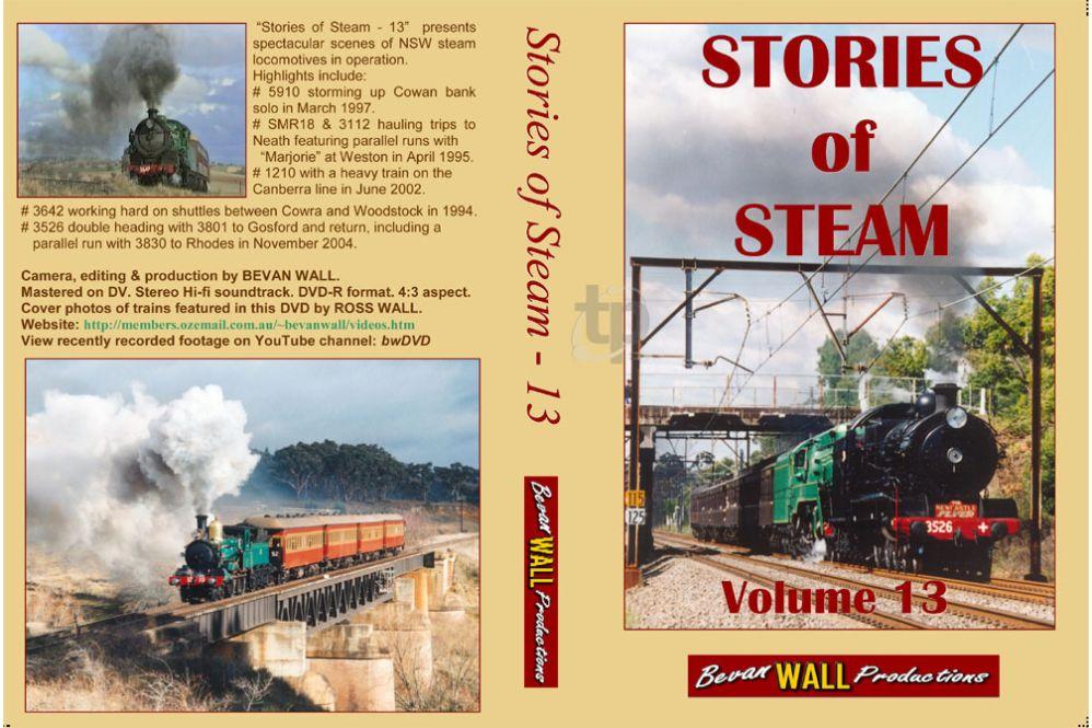 Stories of Steam - 13