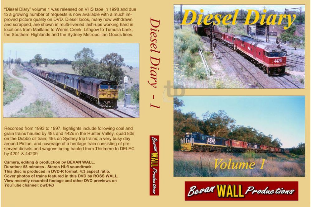 Diesel Diary - 01