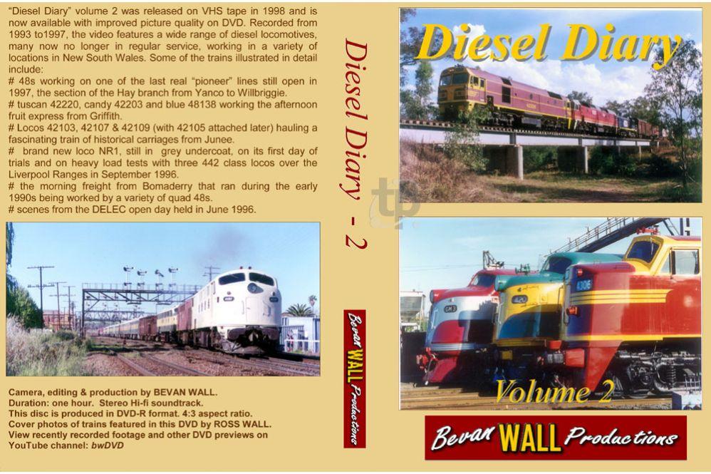 Diesel Diary - 02