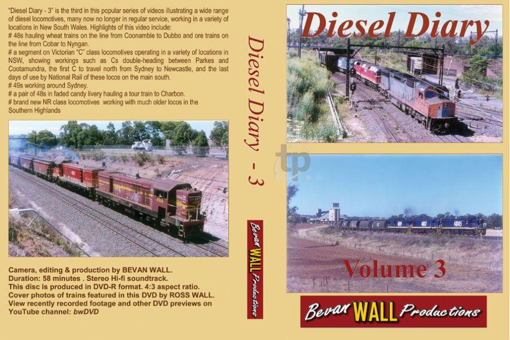 Diesel Diary - 03