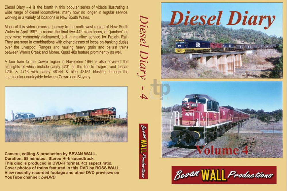 Diesel Diary - 04