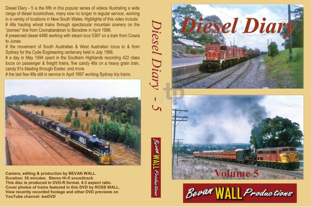 Diesel Diary - 05