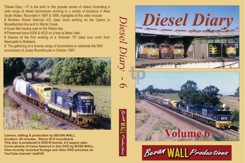 Diesel Diary - 06