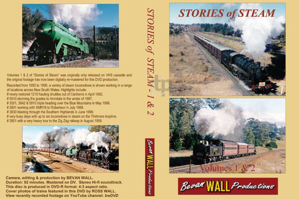 Stories of Steam - 1 & 2