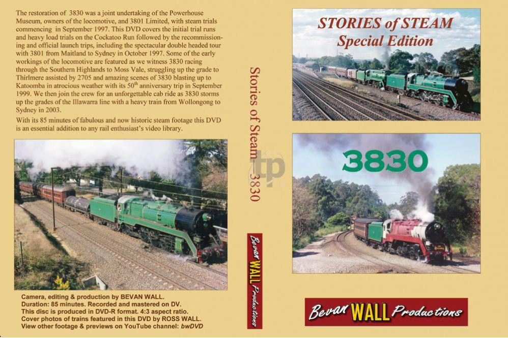 Stories of Steam - 3830