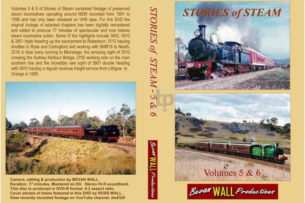 Stories of Steam - 5 & 6