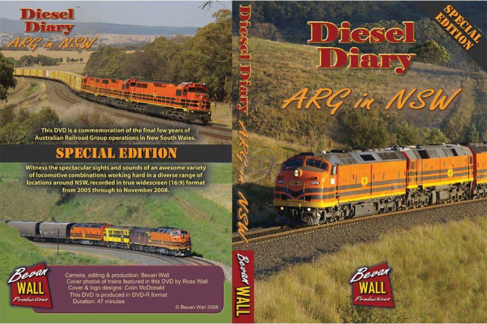 Diesel Diary - ARG in NSW