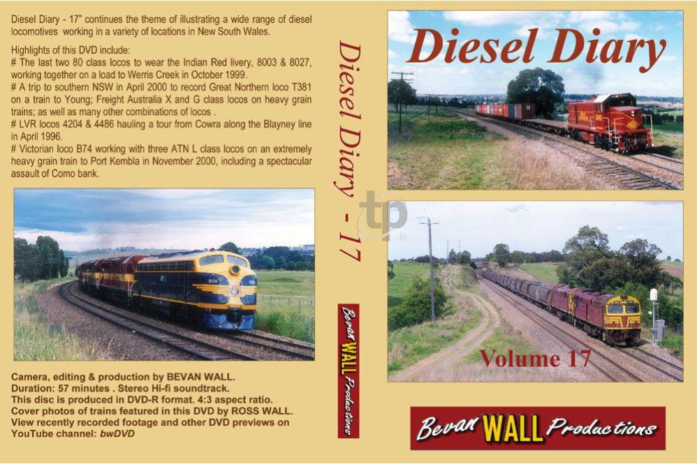 Diesel Diary - 17