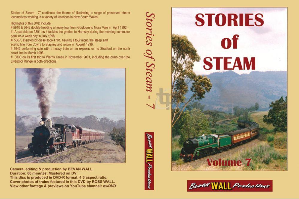 Stories of Steam - 07