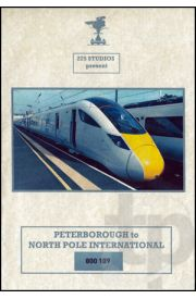 Peterborough to North Pole International 800 109 Cab Ride
