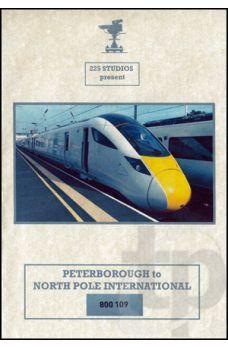 Peterborough to North Pole International 800 109 Cab Ride