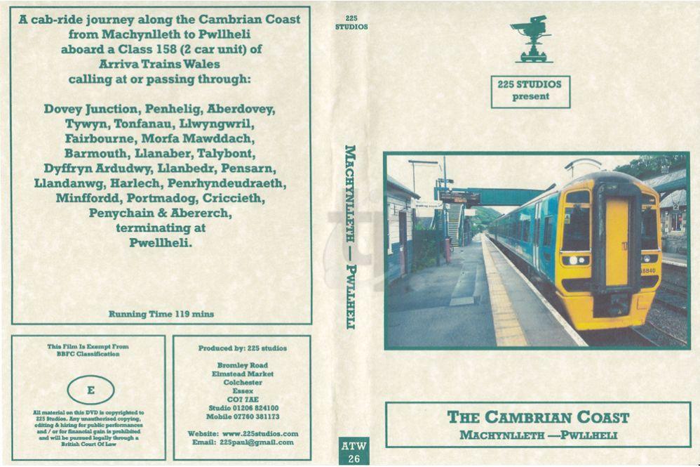 Machynlleth to Pwllheli Cab Ride