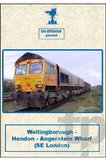 Wellingborough - Hendon - Clapham Junction - Angerstein Wharf Cab Ride