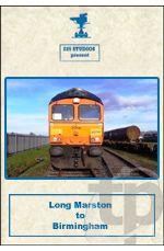 Long Marston to Birmingham Cab Ride