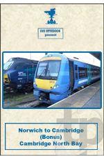 Norwich to Cambridge with bonus of Cambridge North Bay Cab Ride