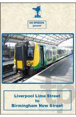 Liverpool Lime Street - Birmingham New Street Cab Ride