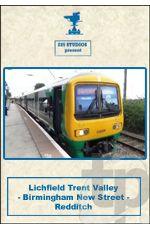 Lichfield Trent Valley - Birmingham New Street - Redditch Cab Ride