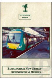 Birmingham New Street to Shrewsbury & Return Cab Ride