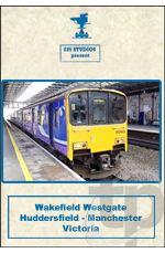 Wakefield Westgate - Huddersfield - Manchester Victoria Cab Ride