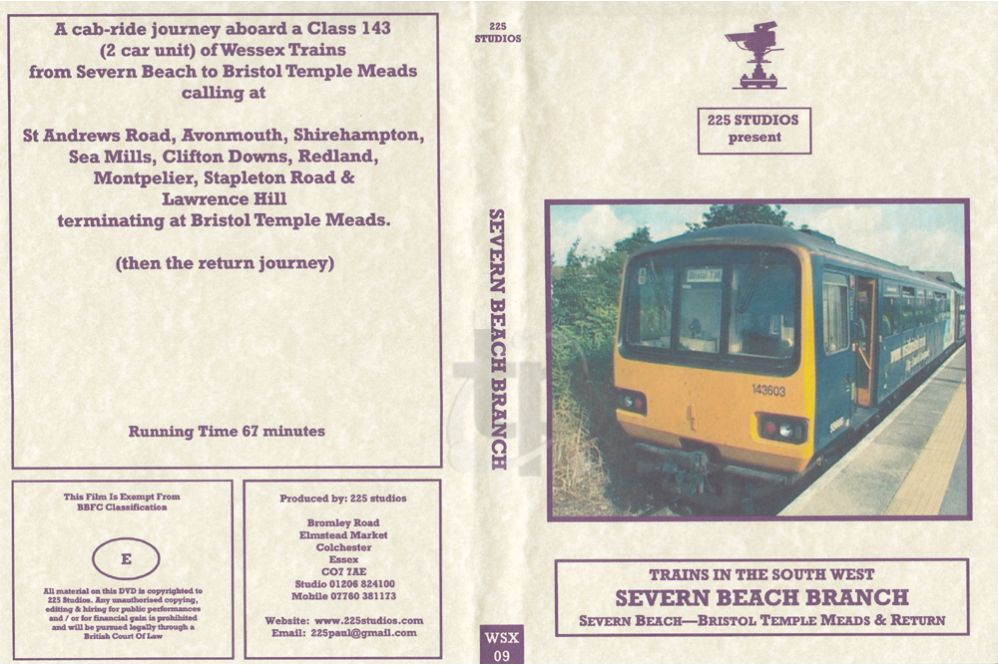 Severn Beach to Bristol Temple Meads and Return Cab Ride