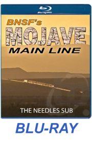 BNSF's Mojave Main Line BLU-RAY