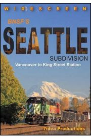BNSF's Seattle Subdivision