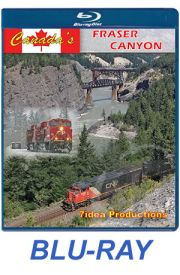 Canada's Fraser Canyon BLU-RAY