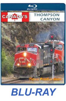 Canada's Thompson Canyon BLU-RAY