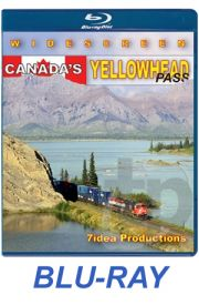 Canada's Yellowhead Pass BLU-RAY