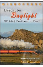 Deschutes Daylight - SP 4449 Portland to Bend