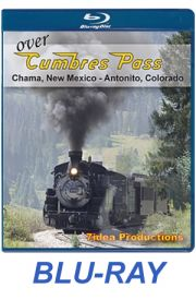 Over Cumbres Pass BLU-RAY