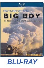 Return of the Big Boy BLU-RAY