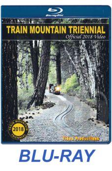 Train Mountain 2018 Triennial BLU-RAY