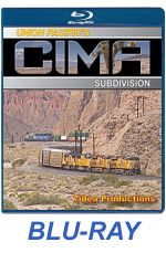 Union Pacific's Cima Subdivision BLU-RAY