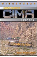 Union Pacific's Cima Subdivision
