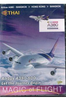THAI AIRBUS A380 Magic of Flight