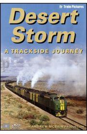 Desert Storm - A Trackside Journey 01