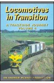 Locomotives In Transition - A Trackside Journey 04