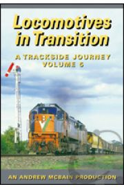 Locomotives In Transition - A Trackside Journey 05