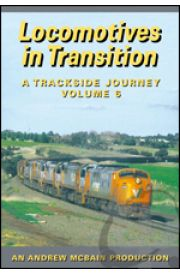 Locomotives In Transition - A Trackside Journey 06