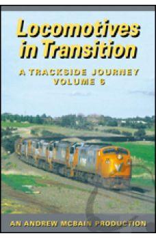 Locomotives In Transition - A Trackside Journey 06