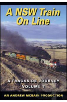 A NSW Train On Line - A Trackside Journey 07