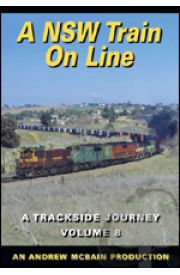 A NSW Train On Line - A Trackside Journey 08