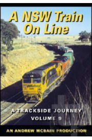 A NSW Train On Line - A Trackside Journey 09