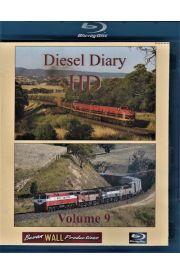 Diesel Diary HD Volume 9 Blu-ray