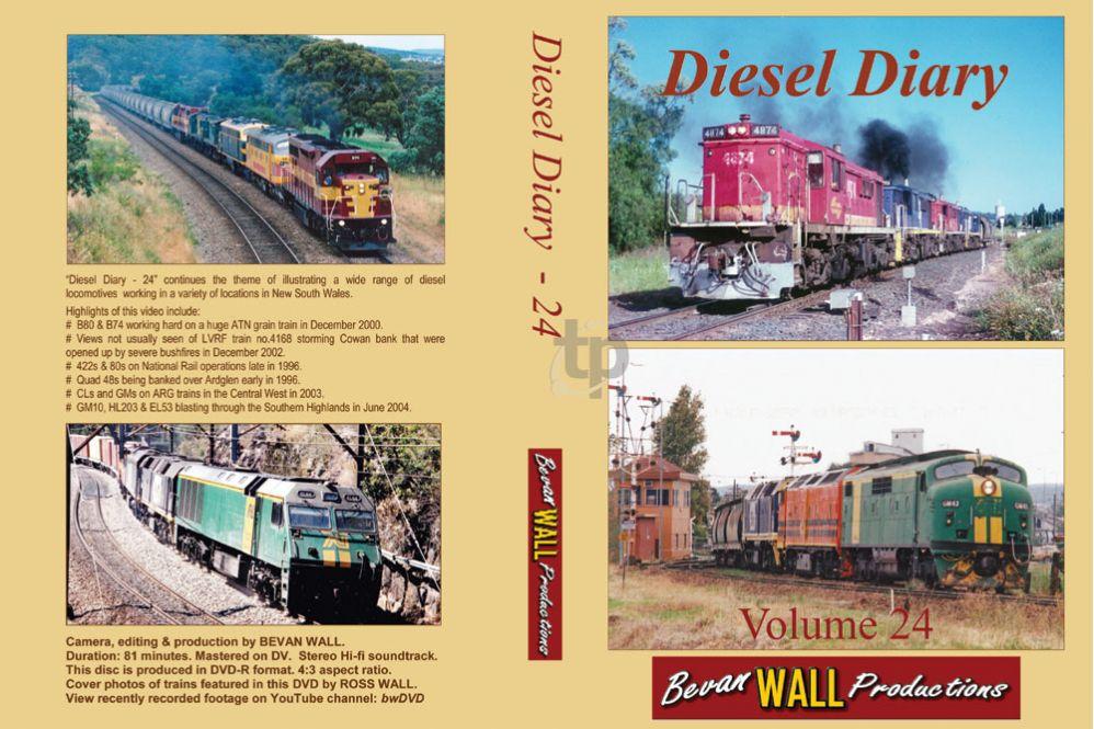 Diesel Diary - 24