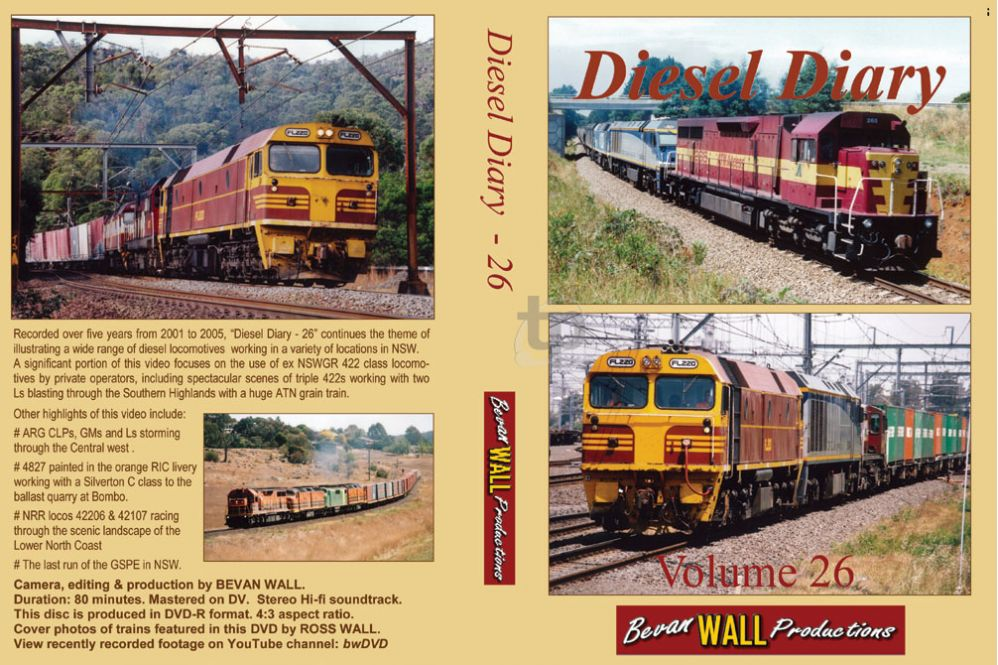 Diesel Diary - 26